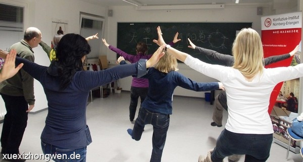 Qigong Workshop Kranich